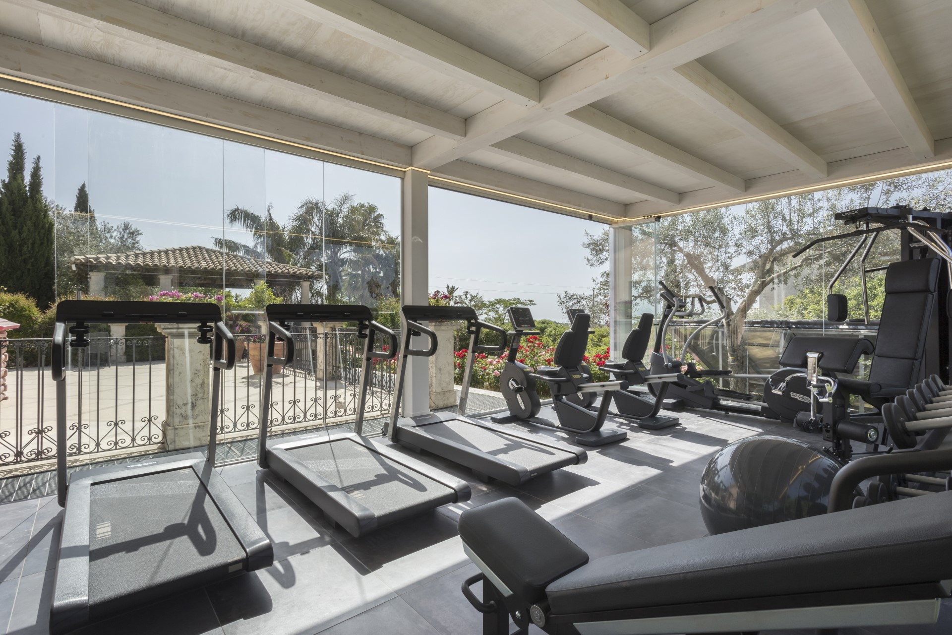 Open Gym | Agriturismo & SPA Il Granaio | Resort a Modica